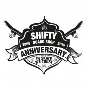 Shifty Anniversary