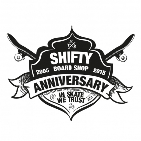 Shifty Anniversary
