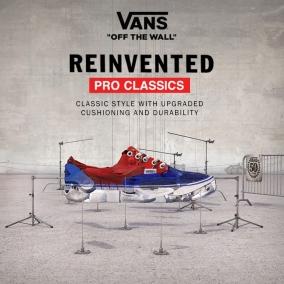 VANS PRO CLASSICS / Collection 50e Anniversaire