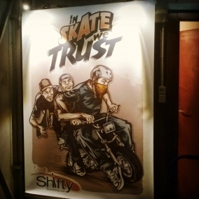 Shifty Webisode 09 - In Skate We Trust / L'EXPO des 10 ans