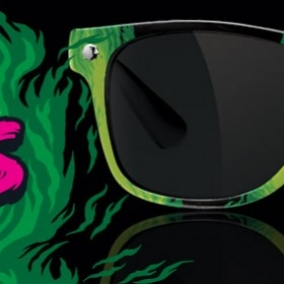 GLASSY SUNHATERS dispo en shop